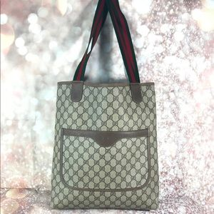 Authentic Gucci Monogram Totes